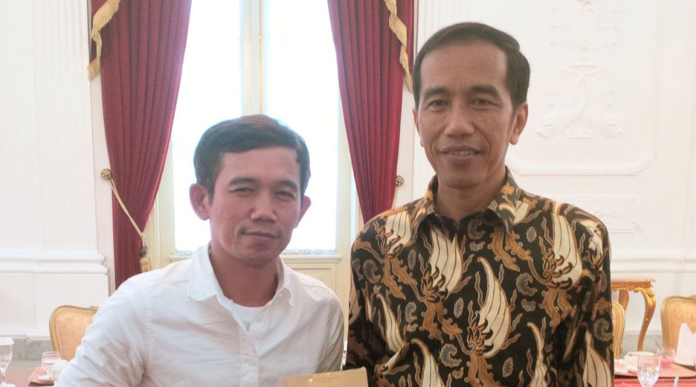 Jewer Jokowi